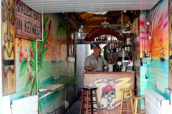 Smallest Bar, Key West