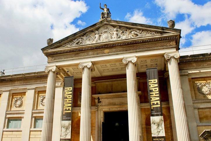 Ashmolean Museum, Oxford