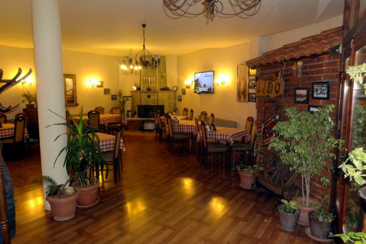 Hotel Lido, Pristina