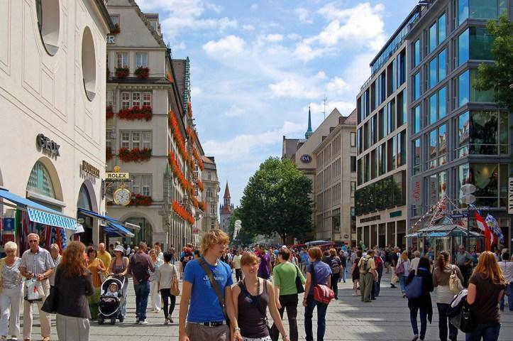 Kaufinger Straße, Munich