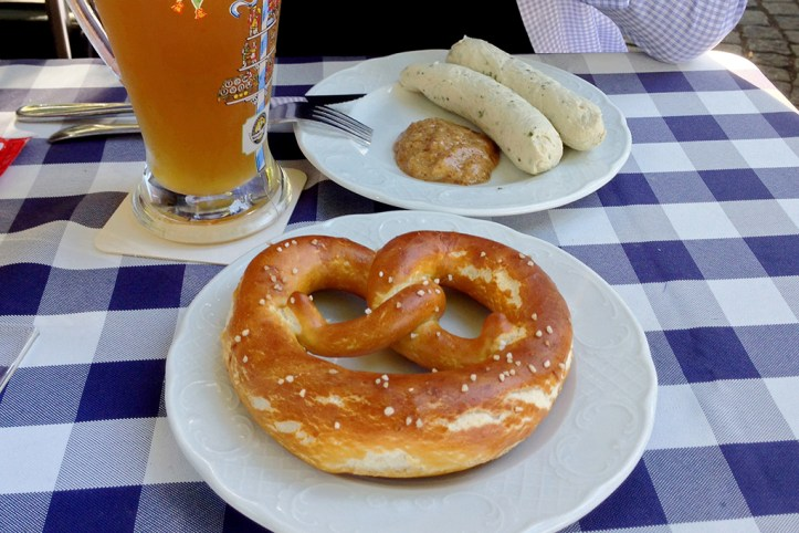 Munich Breakfast