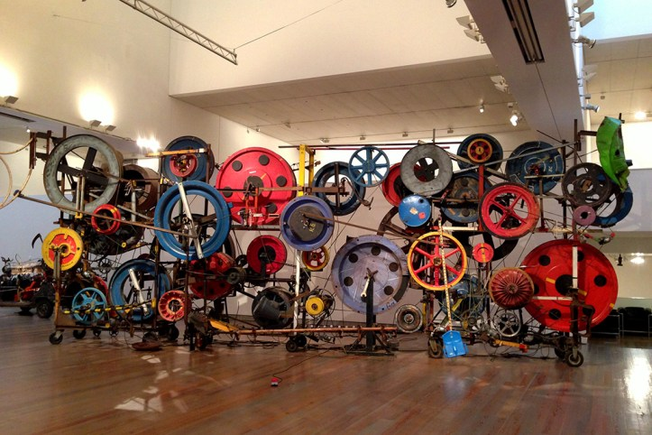 Museum Tinguely, Basel