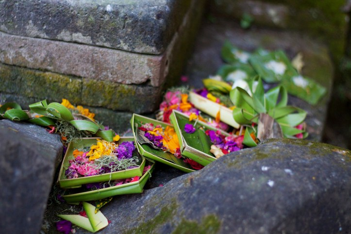 Offerings, Ubud