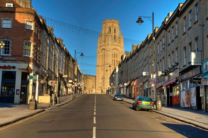 Park street, Bristol