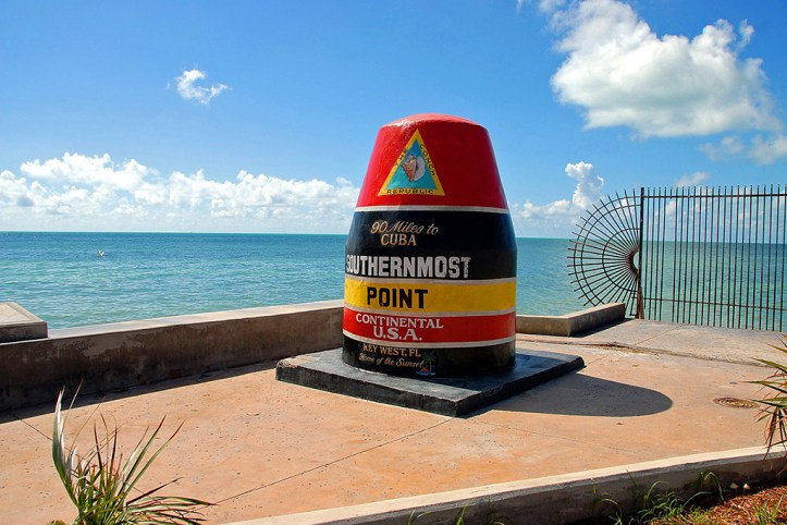 Southernmost Point of the USA, Key West