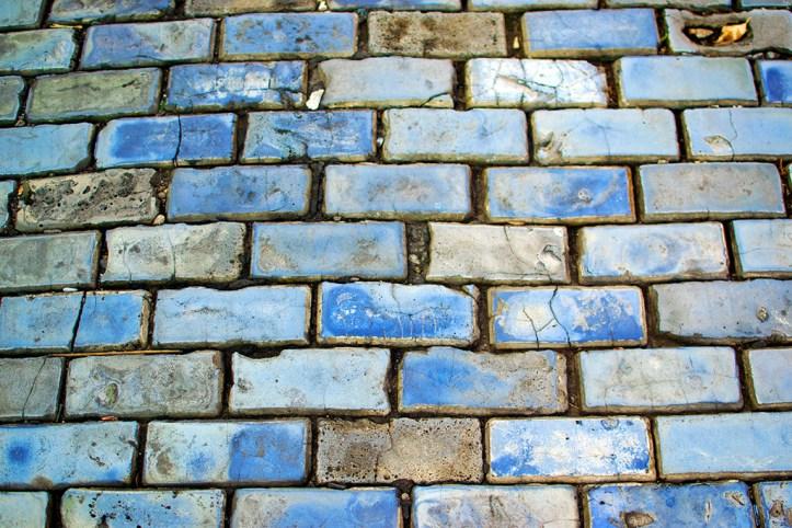 Blue Cobblestone, San Juan