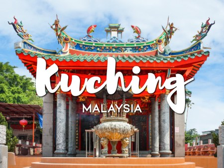 One day in Kuching itinerary