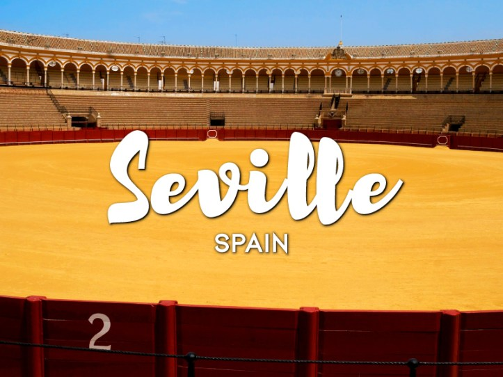 One day in Seville Itinerary
