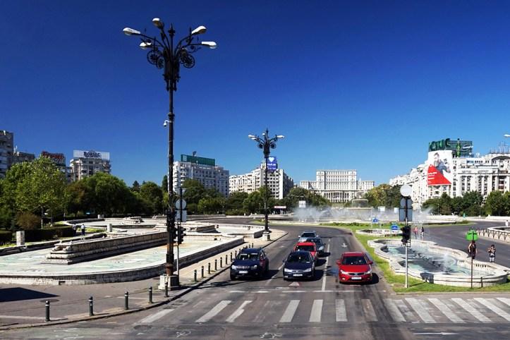 Piata Unirii, Bucharest