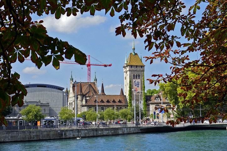 Swiss National Museum, Zurich