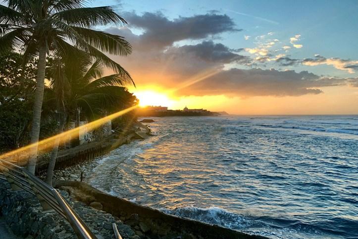 The Coast of San Juan