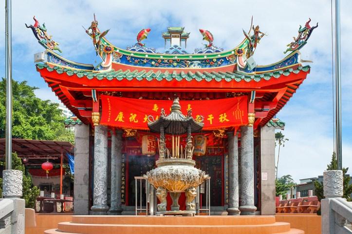 Tua Pek Kong Chinese Temple, Kuching 2