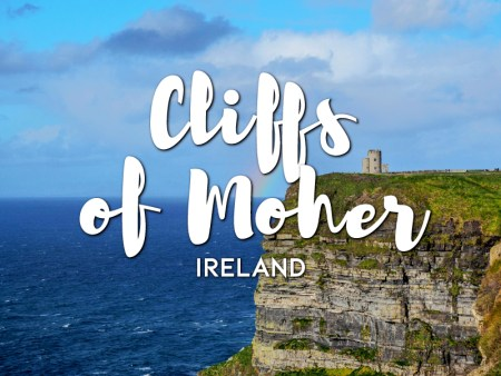 Day trips from Dublin - Visiting Cliffs of Moher
