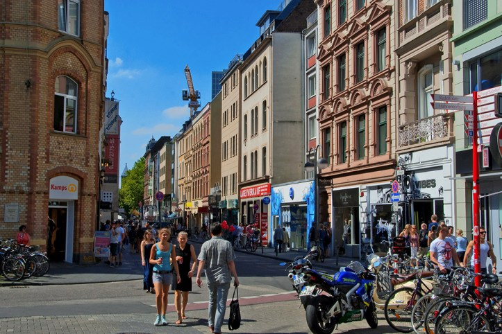 Downtown Cologne