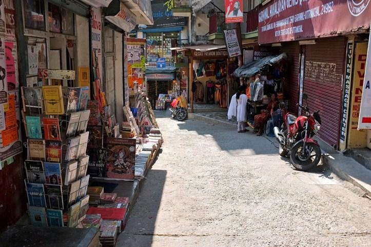 Street of Rishikesh