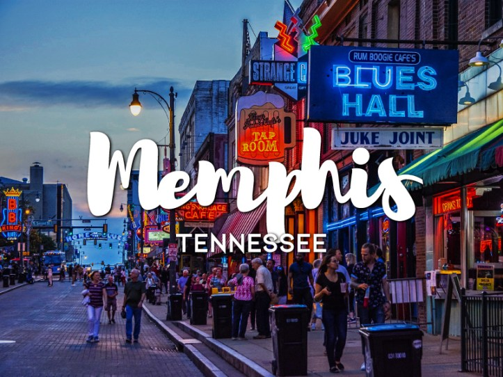 One day in Memphis Itinerary