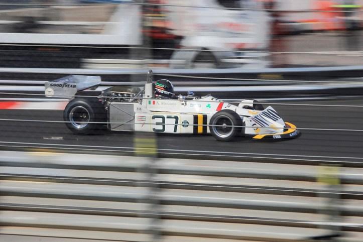 Formula E racing, Monaco