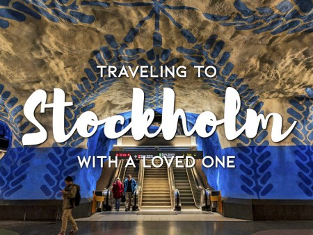 Where to Go With A Loved One In Stockholm