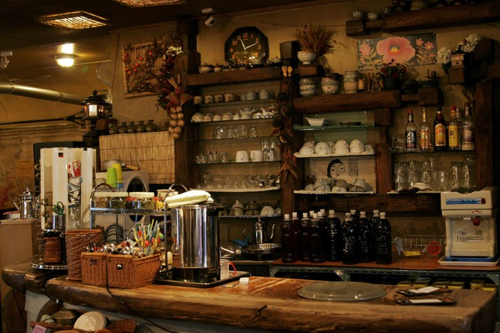 Insadong Teahouse, Seoul