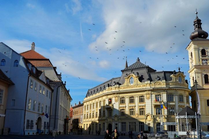 Large square, Sibiu