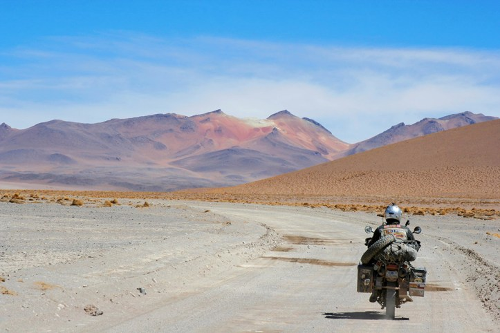 Motorbike Road Trip