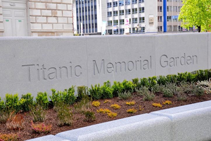 Titanic Memorial Garden, Belfast