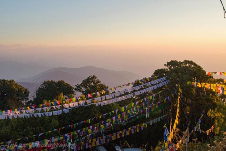 Darjeeling at dawn