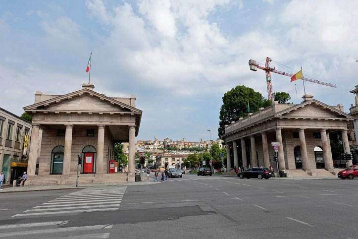 Porta Nuova, Bergamo