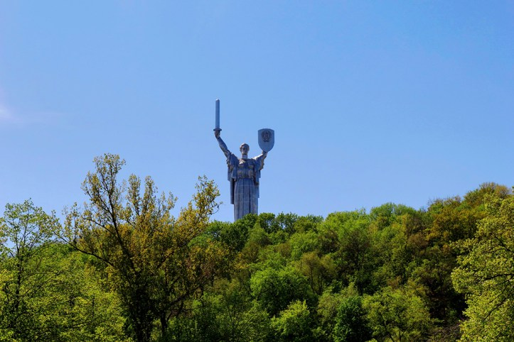 Motherland Monument, Kyiv