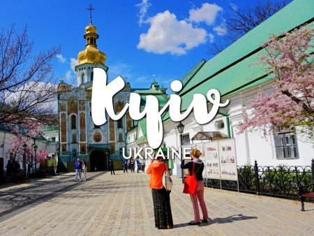 One day in Kyiv Itinerary