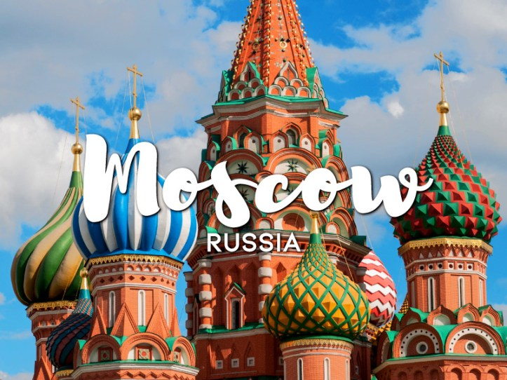 One day in Moscow Itinerary