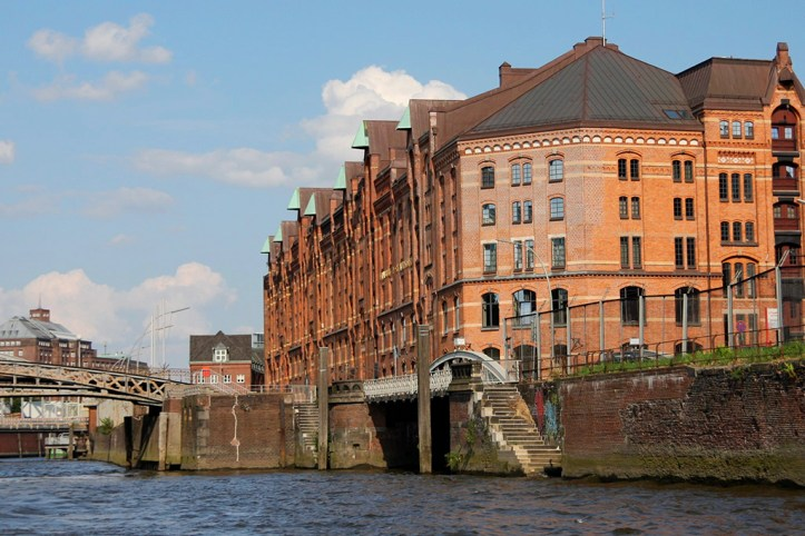 The Speicherstadt, Hamburg 2
