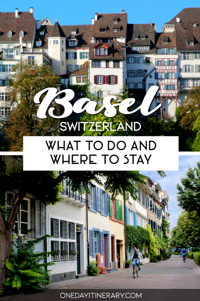 Basel, Switzerland - What to do and where to stay