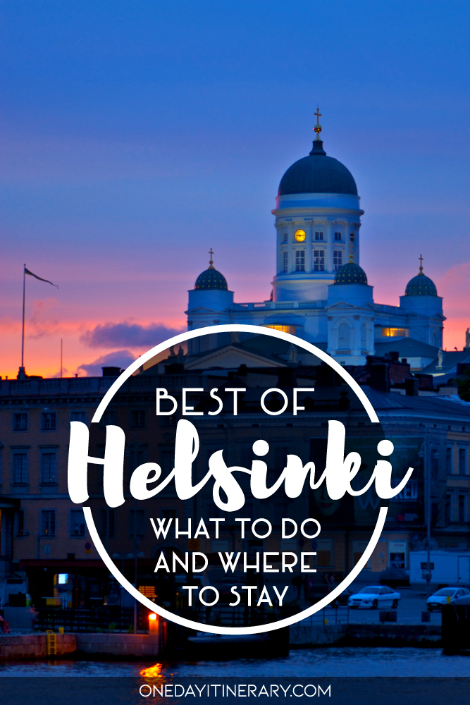 Best of Helsinki - What to do and where to stay