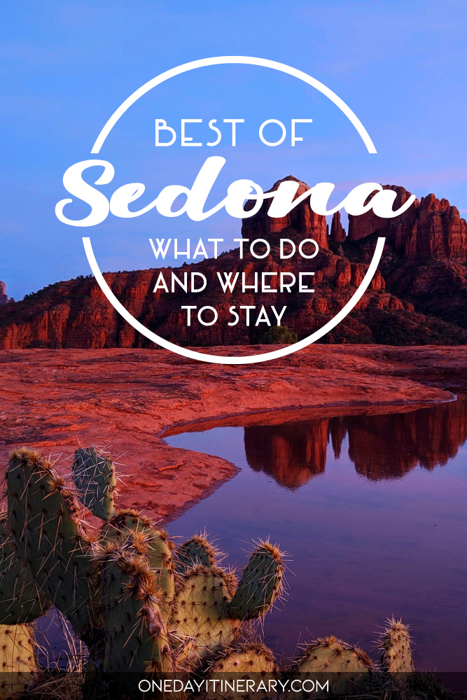 Best of Sedona - What to do and where to stay