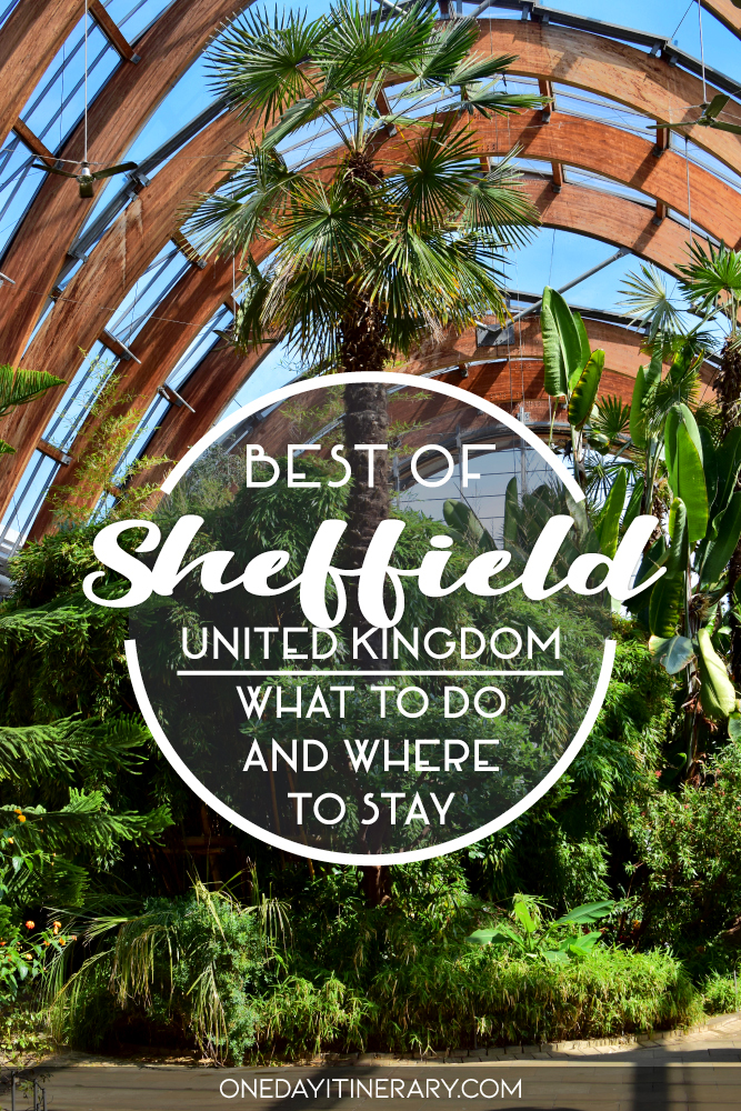 Best of Sheffield, UK - What to do and where to stay