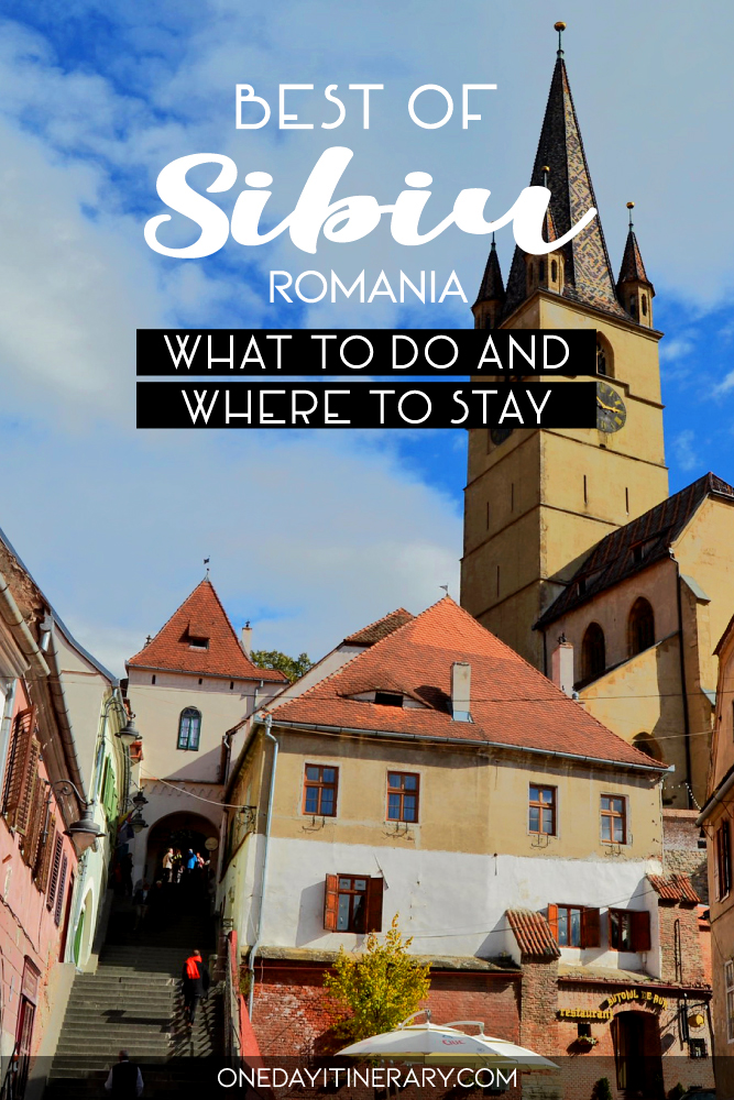 Best of Sibiu, Romania - What to do and where to stay