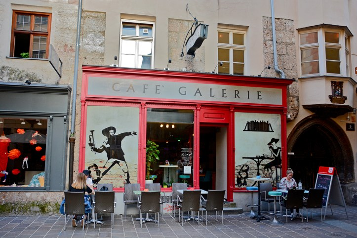 Cafe Galerie, Innsbruck