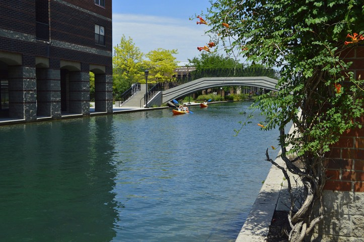 Central Canal, Indianapolis