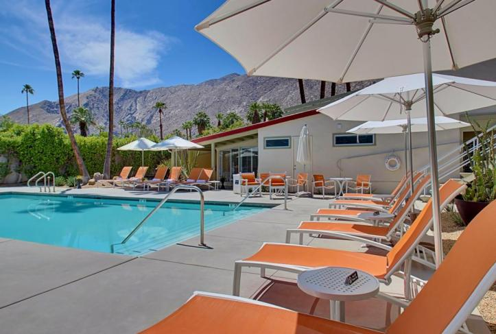 Del Marcos Hotel, Palm Springs