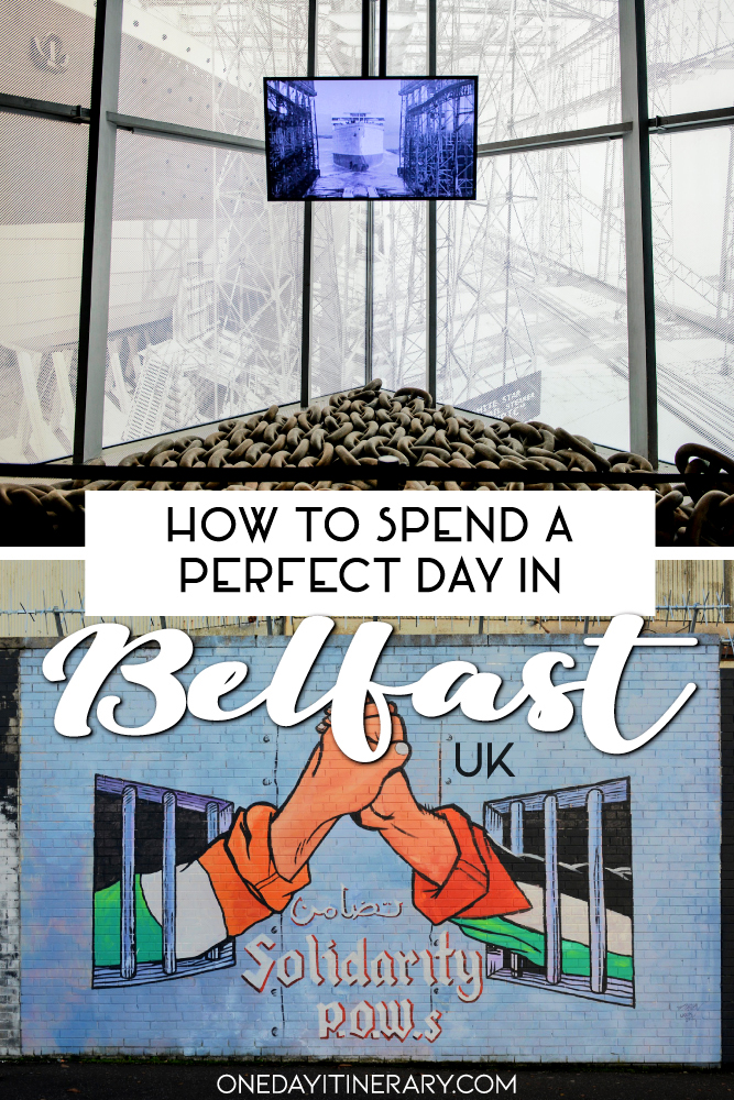 How to spend a perfect day in Belfast, UK