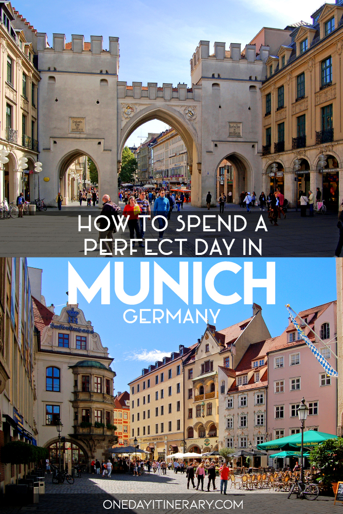 How to spend a perfect day in Munich, Germany