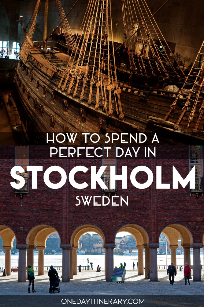How to spend a perfect day in Stockholm, Sweden