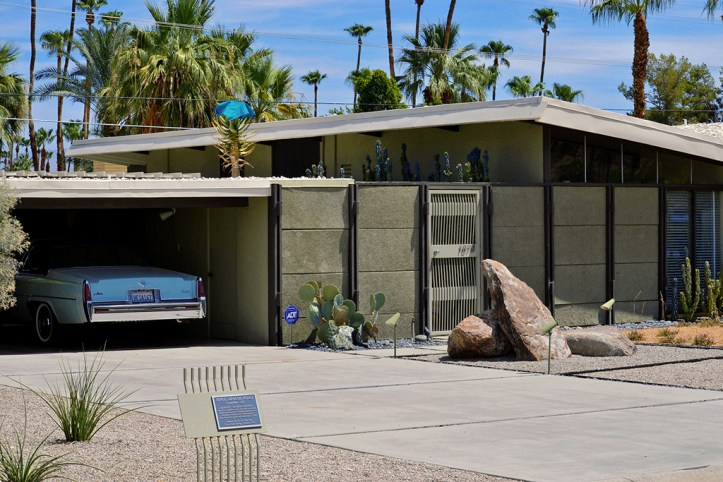 Midcentury Modern Houses, Palm Springs