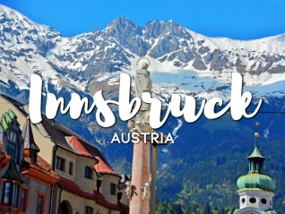 One day in Innsbruck Itinerary