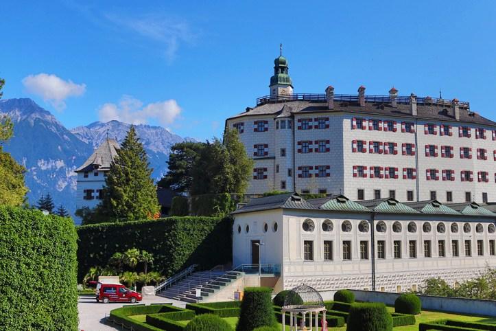 The Ambras Castle, Innsbruck