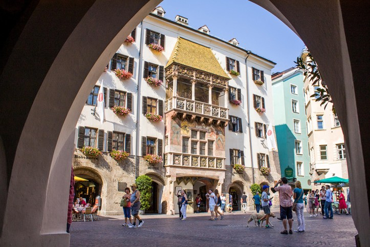 The Golden Roof, Innsbruck