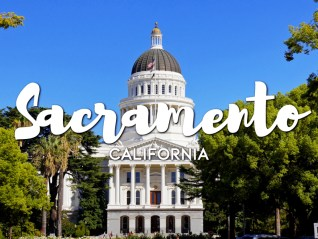 One day in Sacramento Itinerary
