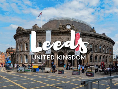 One day in Leeds Itinerary