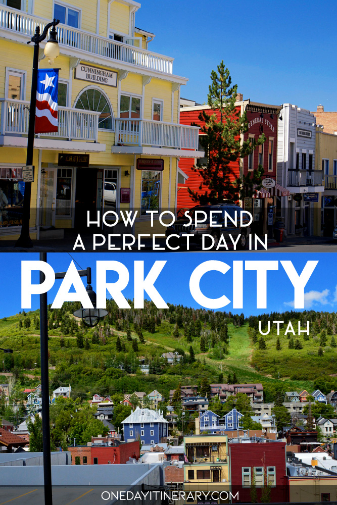 How to spend a perfect day in Park City, Utah